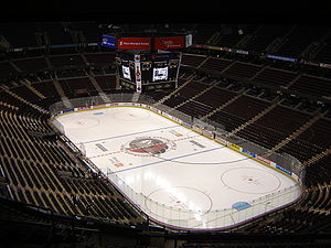 History of the Ottawa Senators (1992–) - The Senators' arena, Scotiabank Place, its name following the signing with Scotiabank for a 25-year, $25 million contract in January 2006. The team terminated the agreement seven years later and sold the naming rights to Canadian Tire Corporation, which gave the facility its present name.