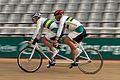 Scott McPhee and Kieran Modra riding 02.jpg