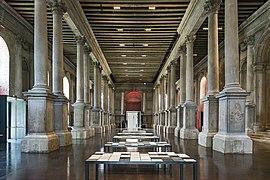 Scuola grande di santa maria della misericordia wikipedia for Scuola sansovino venezia