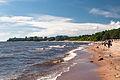 Seabord of Gulf of Finland View of the Repino Hotel Primorskoye shosse, 400, Repino, gorod Sankt-Peterburg, Russia.jpg