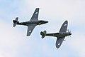 Seafire & Seahawk - Duxford 2008 (2503037092).jpg