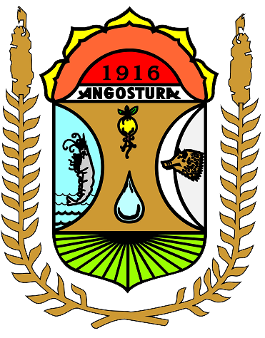 Official seal of Angostura