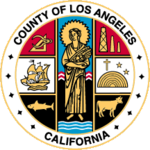 Seal of the County of Los Angeles, California, 1957–2004