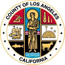 Seal of Los Angeles County, California (1957–2004)