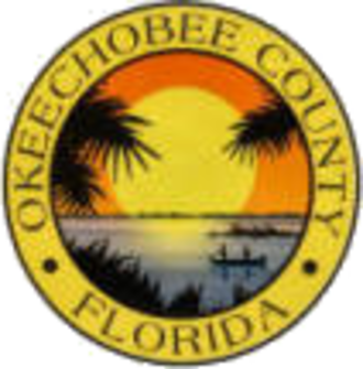 Okeechobee County, Florida - Image: Seal of Okeechobee County, Florida