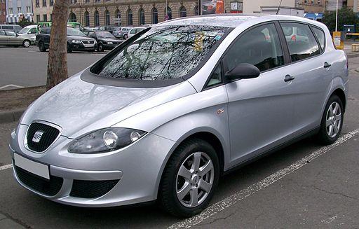 Seat Toledo front 20080227