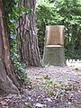 Seat carved from a tree stump - geograph.org.uk - 876913.jpg