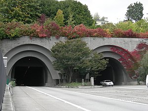 Mount Baker Ridge Tunnel