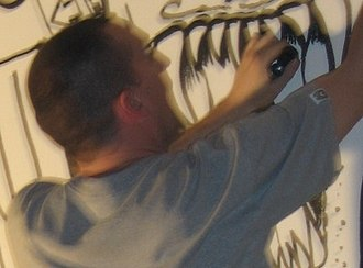 Inkie - Participating in the Secret Wars hhcompetition in 2007