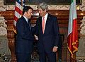 Secretary Kerry Meets With Italian Prime Minister Renzi March 2014.jpg