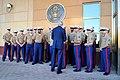 Secretary Kerry Thanks Embassy Baghdad Marine Security Guard Detachment (14490411654).jpg
