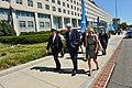 Secretary Kerry Walks With Airbnb CEO Brian Chesky (29346368490).jpg
