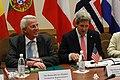 Secretary Kerry and Ambassador Daalder Prepare For Bilateral Meeting (8678035660).jpg