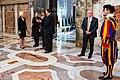 Secretary Pompeo Visits the Sistine Chapel (48840362726).jpg