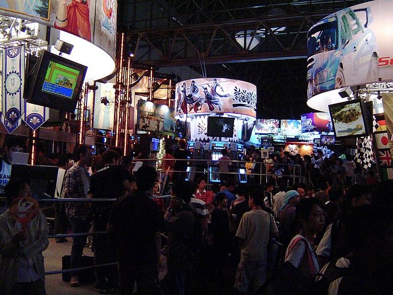 東京ゲームショウ(2004年)