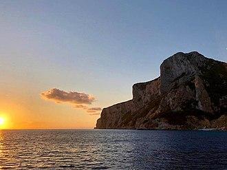 Selvaggio Blu (Sardinia) - Image: Selvaggio Blu
