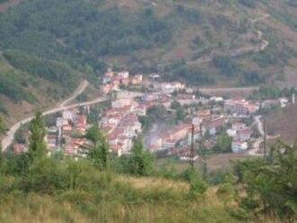Şenpazar - A panorama of Şenpazar