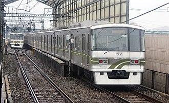 Seoul Subway Line 7 - Image: Seoul Metro class 7000