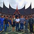 September 16 2018 APG18 Foto kunjungan Wikimedia Foundation dan Wikimedia Indonesia ke PDIKM, Padang Panjang.jpg