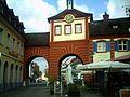 September centre Emmendingen - Master Habitat Rhine Valley 2014 - Stadt Tor erbaut 1706 - panoramio.jpg