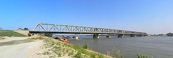 Serbia, Belgrade, Pancevo bridge, 07.08.2011.jpg