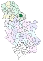Општина Алибунар у Србији