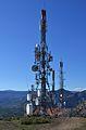 Serra de Segària, repetidors i antenes.JPG
