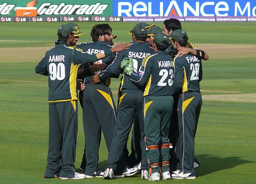 Pakistan Team for ICC Champions Trophy 2017