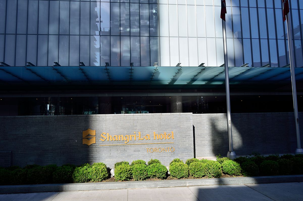Shangri La Toronto Wikipedia
