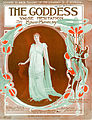 Sheet music cover - THE GODDESS - VALSE HESITATION (1915).jpg