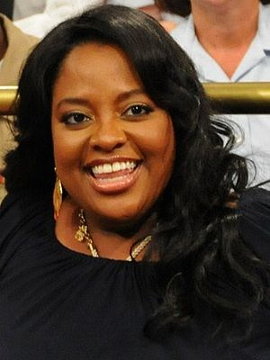 Sherri Shepherd - Sherri Shepherd, May 27, 2010