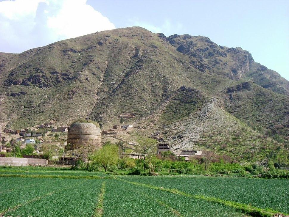 Shingerdar Stupa1