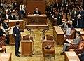 Shinzo Abe and Yorihisa Matsuno 20150617.jpg
