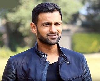 Shoaib Malik Pakistani cricketer