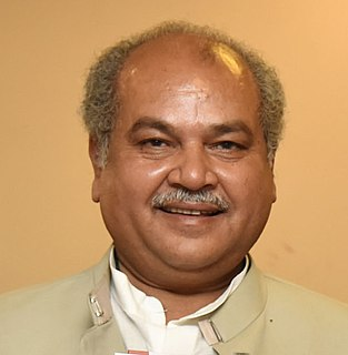 Minister of Agriculture & Farmers Welfare