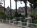 Side, Turecko - Atrium archeologického muzea.jpg