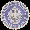 Siegelmarke K. Marine Kommando S.M.S. Victoria Louise W0357652.jpg