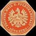 Siegelmarke Provinzial Heil und Pflegeanstalt - Lüneburg W0246577.jpg