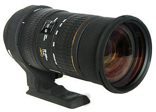 Sigma 50-500mm f/4-6.3 DG lens