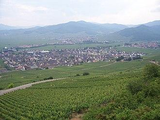 Sigolsheim - Image: Sigolsheim V Td J