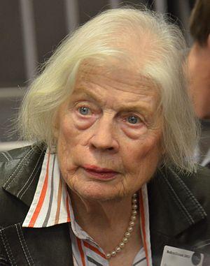 Sigrid Kahle - Sigrid Kahle in September 2013.