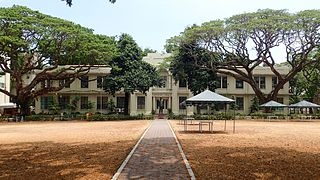 Silliman University Hibbard Hall