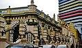Singapore Abdul-Gaffoor-Moschee Mauer.jpg