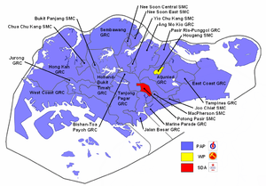 Singapore GE 2006, results.png