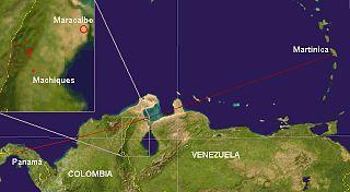 Carribian air crash