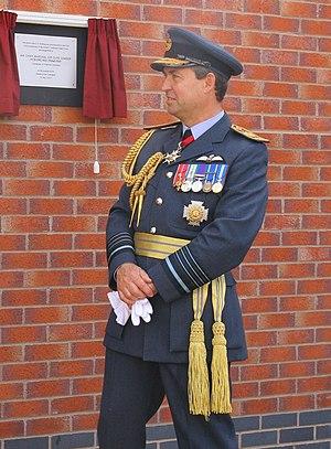Clive Loader - Sir Clive Loader in 2007