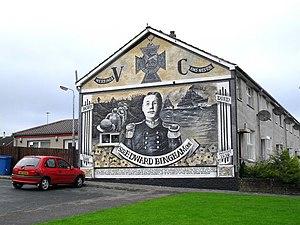 Edward Bingham - Mural in Kilcooley