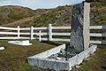 Sir Ernest Henry Shackleton's grave in Grytviken, South Georgia - Southern Atlantic Ocean.jpg