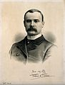 Sir Frederick Treves. Lithograph, 1884. Wellcome V0005893.jpg