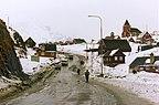 Sisimiut - Terminal promowy - Grenlandia